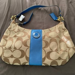 New Coach Shoulder Bag